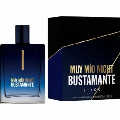 Bustamante Bustamante Muy Mío Night Eau de Toilette