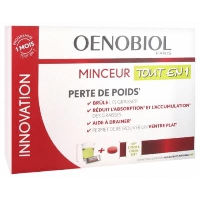Oenobiol Oenobiol Captador Grasas Minceur 3 en 1