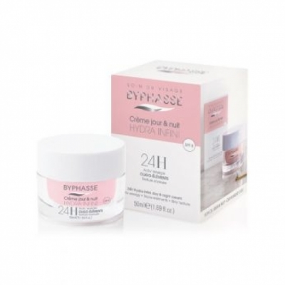 Byphasse Byphasse 24 Horas Hydra Infini Crema Facial