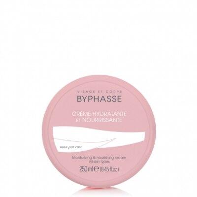 Byphasse Byphasse Crema Hidratante y Nutritiva Cara y Cuerpo TTP