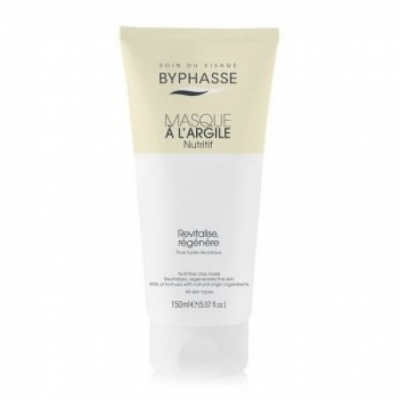 Byphasse Byphasse Mascarilla de Arcilla Nutritiva TTP
