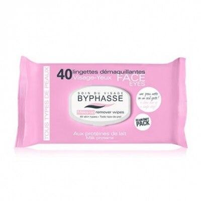 Byphasse Byphasse Toallitas Desmaquillantes Proteinas de Leche TTP