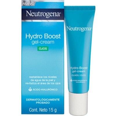 Neutrogena Crema Gel Neutrógena Hydro Boost Contorno de Ojos Antifatiga