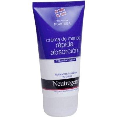 Neutrogena Crema de manos absorción rapida