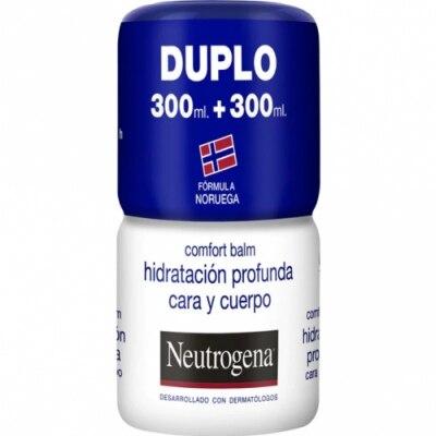 Neutrogena Neutrogena Bálsamo Corporal Hidratación Profunda Cara y Cuerpo Duplo