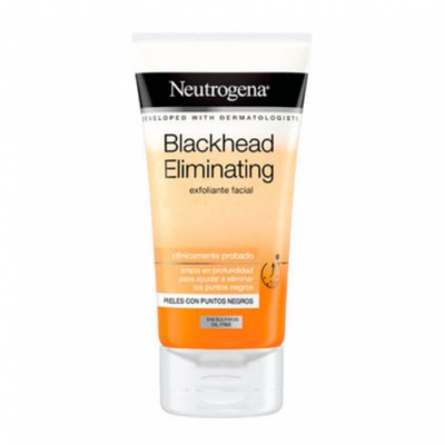 Neutrogena Neutrogena Blackhead Eliminating Exfoliante Facial con Ácido Salicílico Purificante