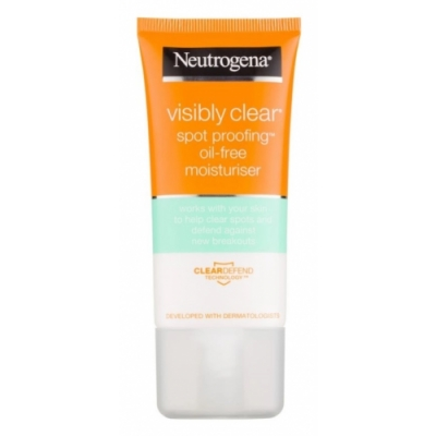 Neutrogena Neutrogena Visibly Clear Spot Proofing Hidratante Oil free