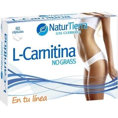 Naturtierra Complemento alimenticio l-carnitina en tu línea