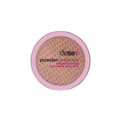 DEBBY Mat solution polvo compacto