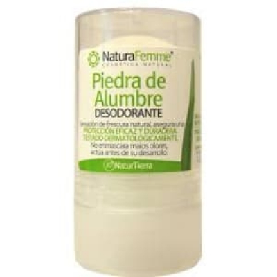 Naturafemme Desodorante Piedra de Alumbre