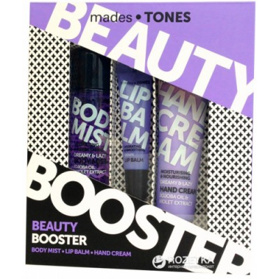 Mades Pack Tones Trendy Beauty Booster Trio Dreamy