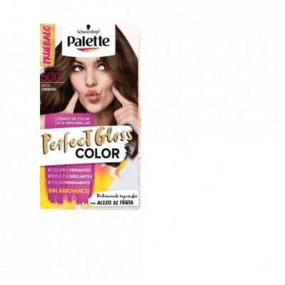 Palette Perfect Gloss Palette Tinte Perfect Gloss 500 Castaño Claro Mocca