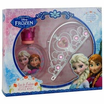 Frozen Estuche Frozen Colonia Más Tiara