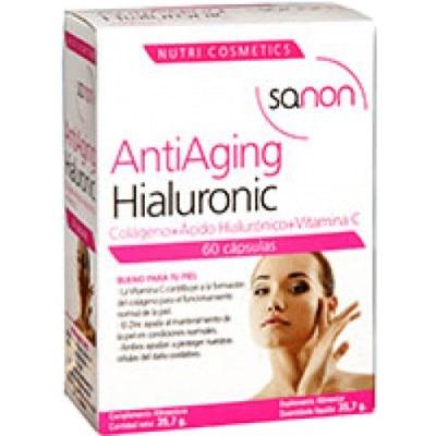 Sanon Sanon nutricosmetica antiaging hialuronic