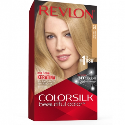Color Silk Tinte Capilar Color Silk N 74 Rubio Medio