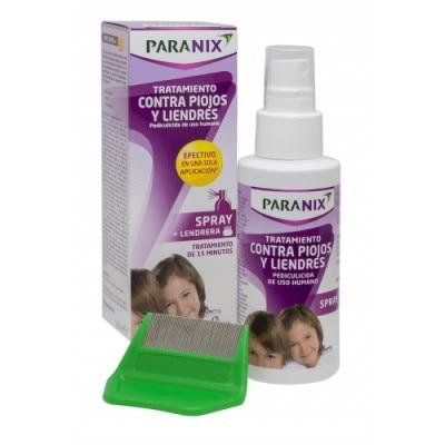 Paranix Paranix Tratamiento contra Piojos y Liendres en Spray