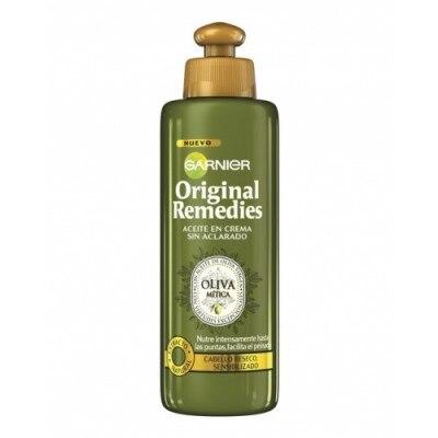Original Remedies Aceite En Crema Oliva Mítica