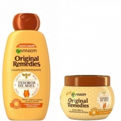 Original Remedies Original Remedies Tesoros Miel Pack