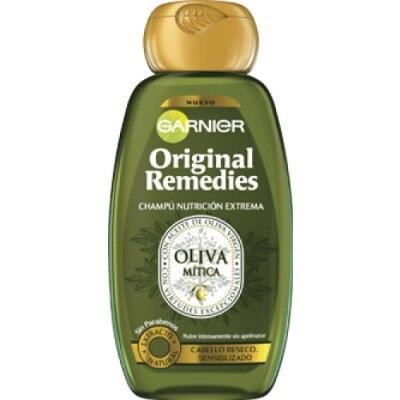 Original Remedies Oliva Mitica Champú Nutrición Extrema