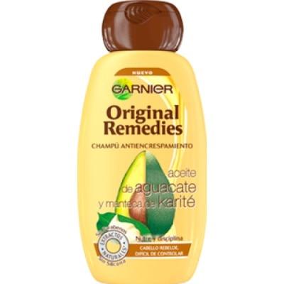 Original Remedies Champú Aguacate Y Karité