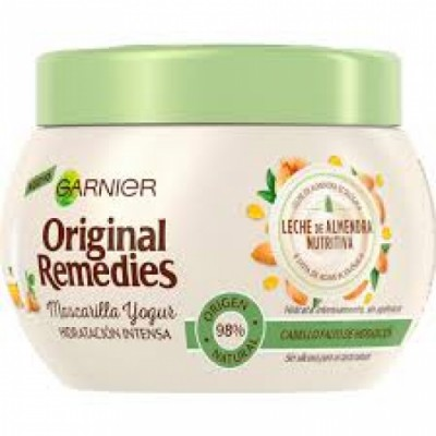 Original Remedies Garnier Original Remedies Leche de Almendra