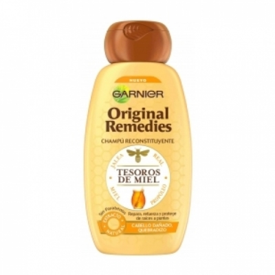 Original Remedies Original Remedies Champú Tesoros de Miel