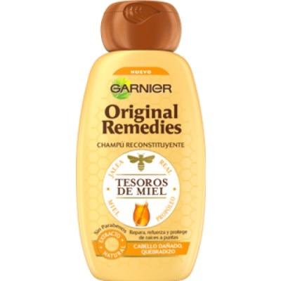 Original Remedies Champú Tesoros De Miel Reconstituyente