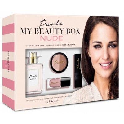 Paula Echevarria Estuche Paula My Beauty Box Nude
