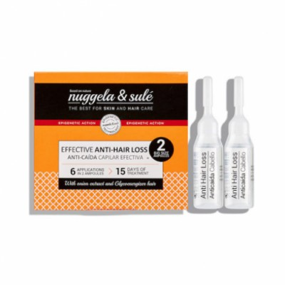 Nuggela & Sulé Estuche Ampollas Anti Caída Nuggela Sule
