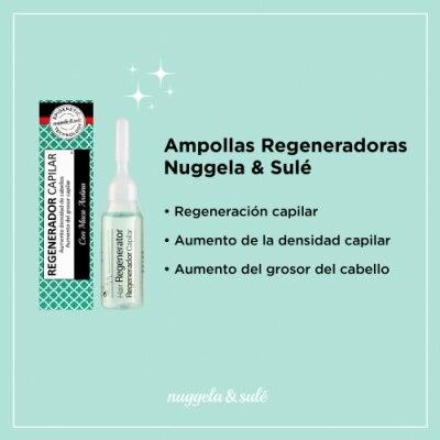 Nuggela & Sulé Regenerador Capilar