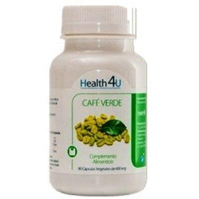 H4u H4u café verde cápsulas