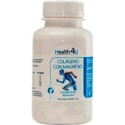 H4u H4u colageno con magnesio comprimidos