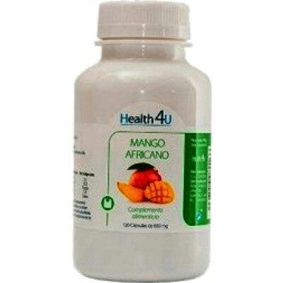 H4u H4u mango africano capsulas