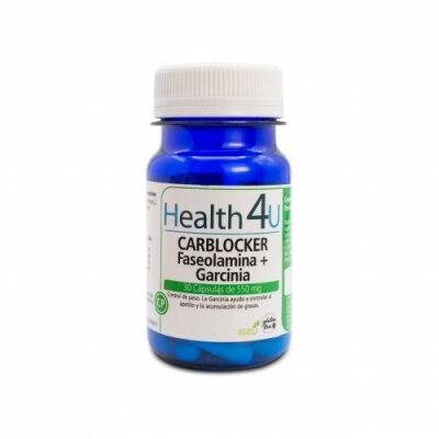 H4u H4U Carboblocker Faseolamina y Glicerina