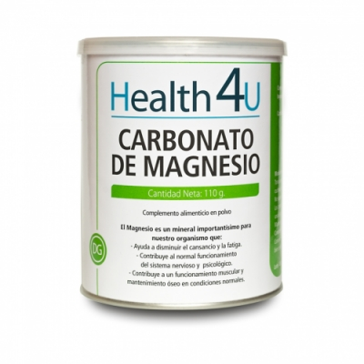 H4u H4U Carbonato De Magnesio