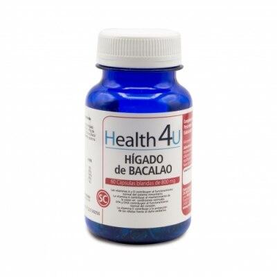 H4u H4U Hígado de Bacalao