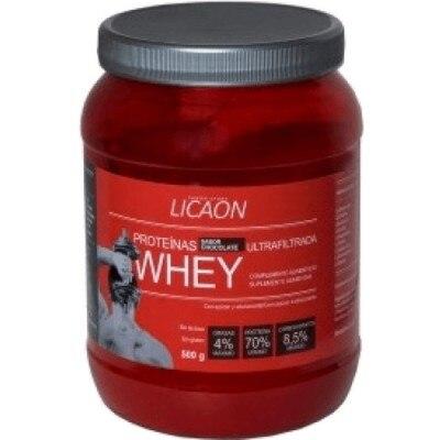 Sanon Licaon Sanon sport licaon whey proteinas chocolate