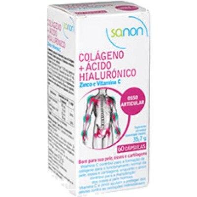 Sanon Licaon Sanon colageno + acido hialuronico