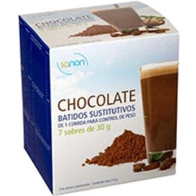 Sanon Licaon Sanon batido sustitutivo chocolate