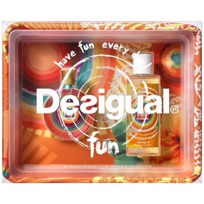 Desigual Desigual EDT 50 Exclusivo Fun Set 1 Set