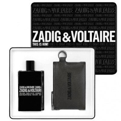 Zadig Y Voltaire Estuche This is Him Zadig&Voltaire Eau de Toilette, 100 ml