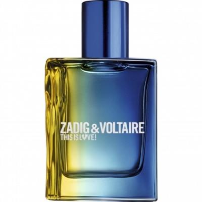 Zadig Y Voltaire This Is Him Love Eau De Toilette 50 Ml