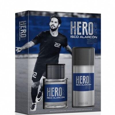 Hero Sport Estuche Hero Isco Eau De Toilette