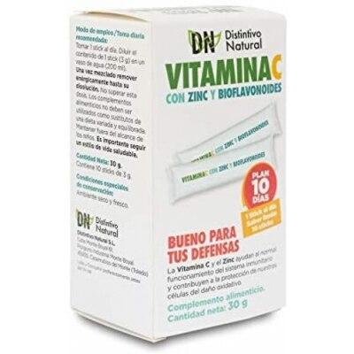 Dyn Vitamina C Con zinc Y Bioflavonoides