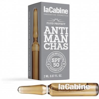 La Cabine La Cabine Ampollas Antimanchas SPF50