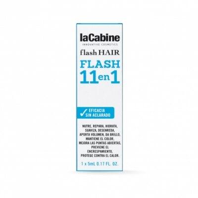 La Cabine La Cabine Ampollas Capilares Flash 11 en 1