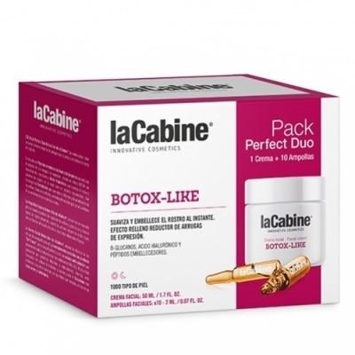 La Cabine La Cabine Perfect Duo Botox Like Crema y Ampollas
