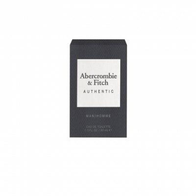 ABERCROMBIE+FITCH Abercrombie & Fitch Authentic Men Eau de Toilette