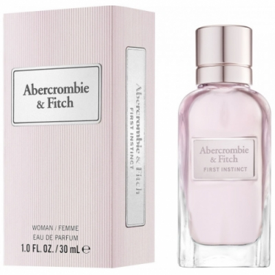 ABERCROMBIE+FITCH Abercrombie & Fitch First Instinct for Her Eau de Parfum