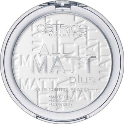 Catrice Catrice All Matt Plus Shine Control Powder